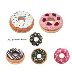 Brillo labial Donut