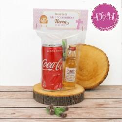 Pack Cuba Libre para comunión White Label