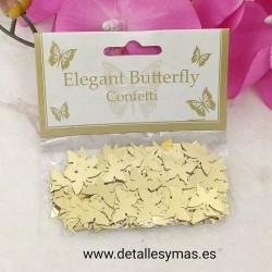 Confetti de mariposa