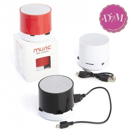 Altavoz mini inalámbrico