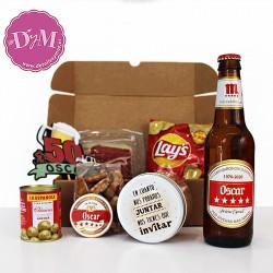 Pack regalo Cerveza Mahou