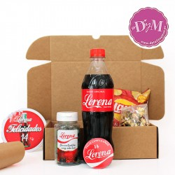 Pack regalo Coca-Cola Lovers