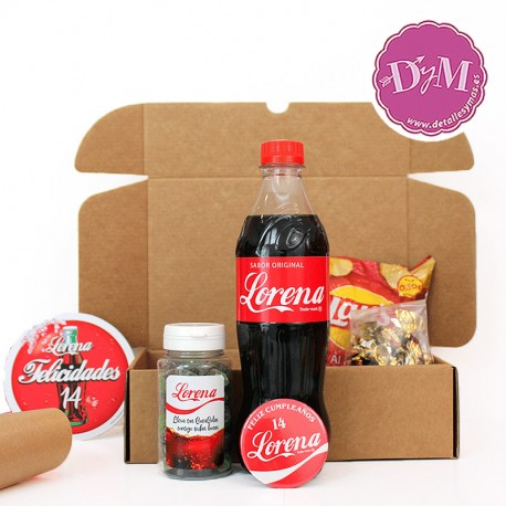 Pack regalo Coca-Cola Lovers