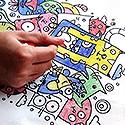 Detalles comunión para pintar